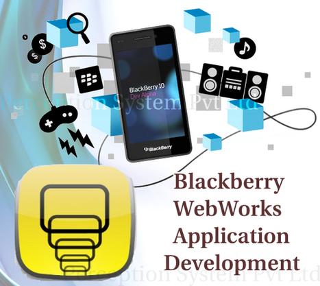 Blackberry WebWorks App Development – A New Trend in the Blackberry Worl   BLACKBERRY APP MART   Scoop.it