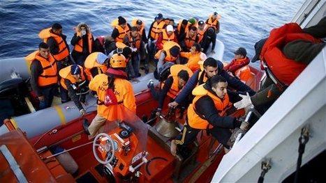 Appel à la compassion pour les réfugiés syriens   La crise des migrants   ICI.Radio-Canada.ca   Société Nationale de l'Acadie (SNA)   Scoop.it