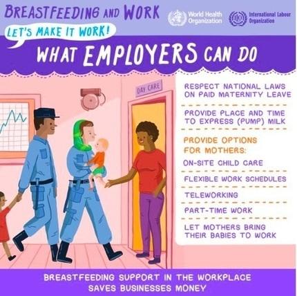 Few Women Meet Their Own Goals: Readings for World Breastfeeding Week - Public Health   Salud Publica   Scoop.it