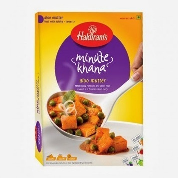 Haldiram's Online - Google+ - #HaldiramsOnline   Ready to Eat Aloo Mutter is the easy and… | Healthy Eating | Scoop.it