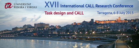 Call for papers. XVIIth International CALL Research Conference | Langues et TICE | Scoop.it