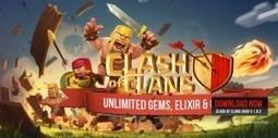 Clash Of Clans Cheats hack Online | iTechnoFun | Scoop.it