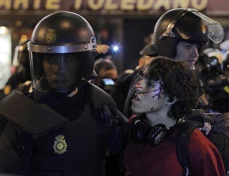 #14N Huelga general - periodismohumano | Cosas que interesan...a cualquier edad. | Scoop.it