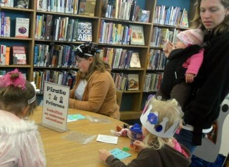 Pequeños lectores: a la biblioteca con los niños - Bebés y más | cuentos infantiles | Scoop.it