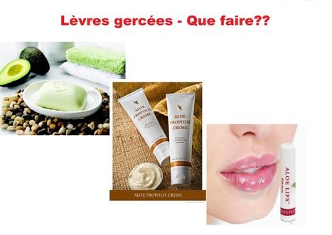 Lèvres gercées - Que faire ? | Richesse Médicinales Aloes | Scoop.it