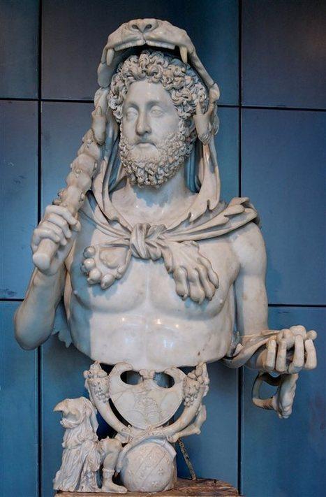 Cómodo, un extravagante déspota. | Historia Antigua | Scoop.it