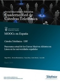 MOOCs en España, informe de la Cátedra Telefónica-UPF | Social Innovation in Education