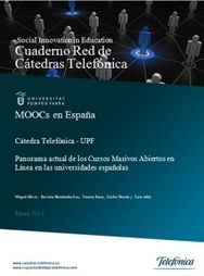 MOOCs en España, informe de la Cátedra Telefónica-UPF | Impromptu MOOC | Scoop.it