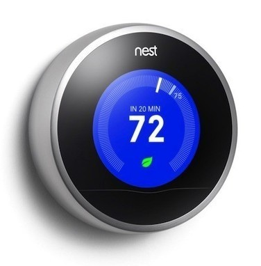 Google acquires Nest's line of home automation products for $3.2 billion, pledges continued support for iOS | Google | Scoop.it