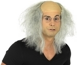 Mad Professor Balding Wig | Fancy Dress Ideas | Scoop.it
