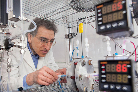 Battery offers renewable energy breakthrough | Tech and the Future of Integration | Scoop.it