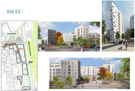 Metz : Foisonnement urbain à l'ombre de Pompidou - Aménagement - LeMoniteur.fr | The Architecture of the City | Scoop.it
