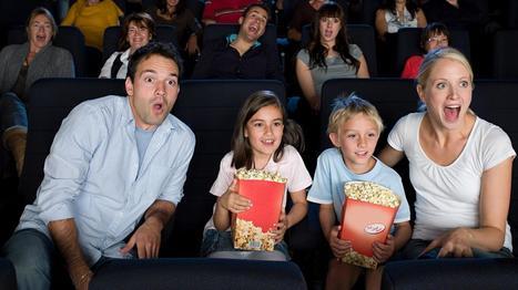A quel âge emmener son enfant au cinéma ? - Francetv info   éducation des enfants   Scoop.it