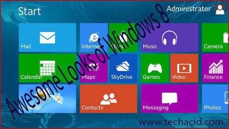 New Features of Windows 8!   Techacid   Scoop.it