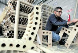 El reciclaje como 'materia prima' para el buen diseño - El Comercio (Ecuador)   Decoración   Scoop.it