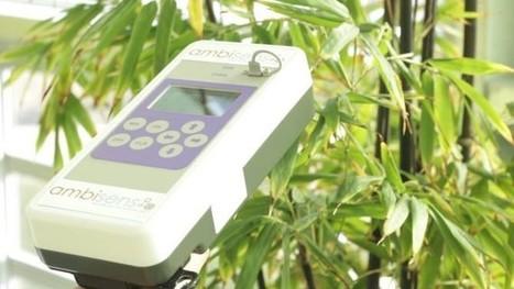 Un dispositivo basado en sensores permite conocer el estado de la vegetación.   El origen de la vida y el origen del ser humano.   Scoop.it