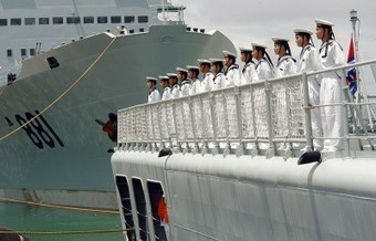 """The South China Sea: """"Lake Beijing""""... 