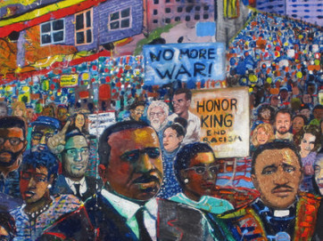 A new Jewish prayer for MLK Day - Religion News Service | Religion and Life | Scoop.it