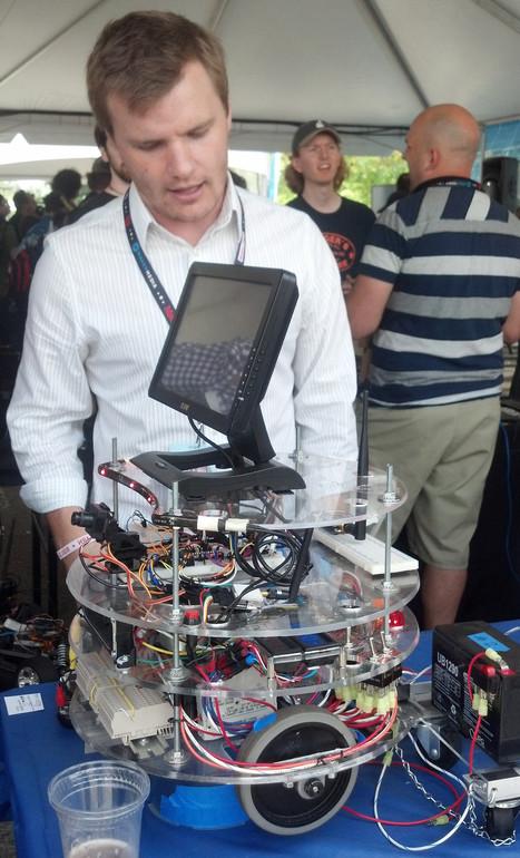 BeagleBoard.org - BBot Robot | Arduino, Netduino, Rasperry Pi! | Scoop.it
