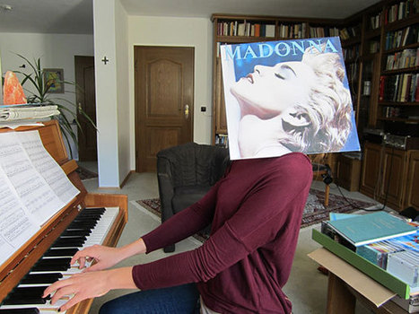 A New Wave Of The Sleeveface Trend Occupies The Internet | Fashion | Scoop.it