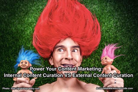 Internal Content Curation VS External Content Curation - Heidi Cohen   Ukr-Content-Curator   Scoop.it
