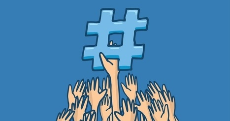 Here's Why You Shouldn't Use Hashtags [Infographic]   SEJ   Public Relations & Social Media Insight   Scoop.it