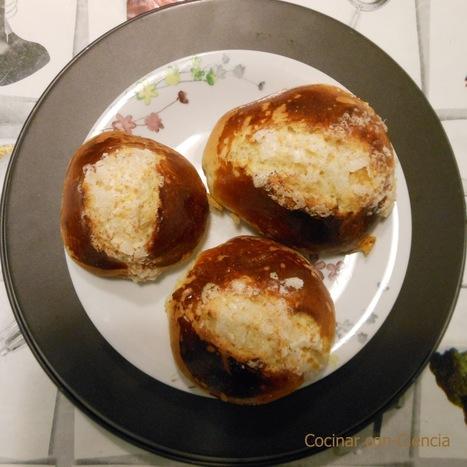 Cocinar con-Ciencia: El aprendiz de panadero 1: Bollitos suizos | Educación y TIC | Scoop.it