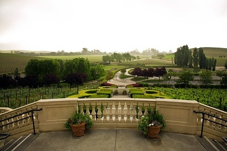 10 Best California Wineries with a View [Slideshow] | Winecations | Scoop.it