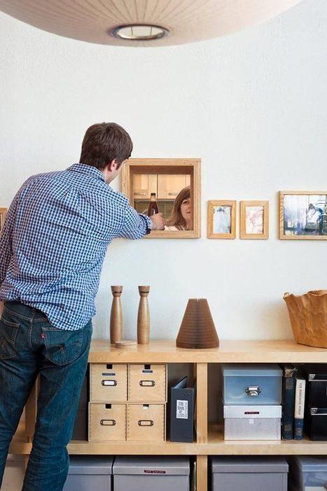 Creative Modern California Loft Design: a Box Within a Box | Modern Interiors | İnterior Designer and Feng Shui Master | Scoop.it