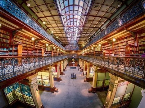 Mortlock Library in Adelaide recognsied as one of the world's most beautiful libraries | Adelaide Scenes | Scoop.it