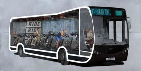 Gym brand 1Rebel devises 'gym on a bus' to revamp Londoners' commutes | MarketingHits | Scoop.it