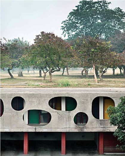 Exhibition at PhotoInk, Delhi | Chandigarh: Portrait of a City by Manuel Bougot | Visual Culture and Communication | Scoop.it