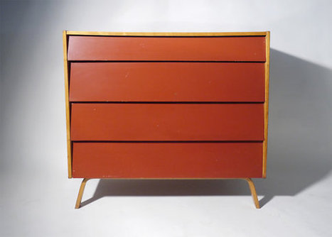 1940's Modernist Dresser | Vintage | Scoop.it