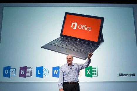Microsoft Office 2013 SP1 sera accessible début 2014   Optimisez votre activité grâce à l'informatique   Scoop.it