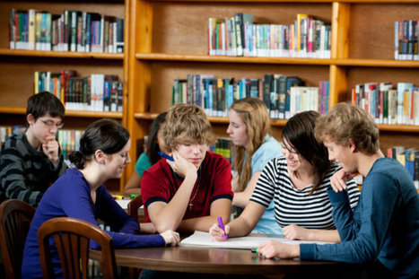 Public Libraries Offer More Than Just Books to Teens - US News | Teens and the Library | Scoop.it
