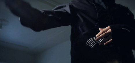 Jacket enables wearers to create music with gestures alone   Futurewaves   Scoop.it