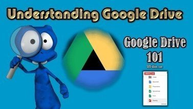 The Basics of Google Drive - Creating Folders, Forms and Sharing   Allround Social Media Marketing   Scoop.it
