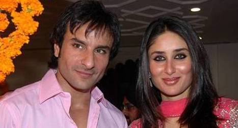Saifeena: Saif-Kareena celebrate anniversary without each-other | Entertainment News | Scoop.it