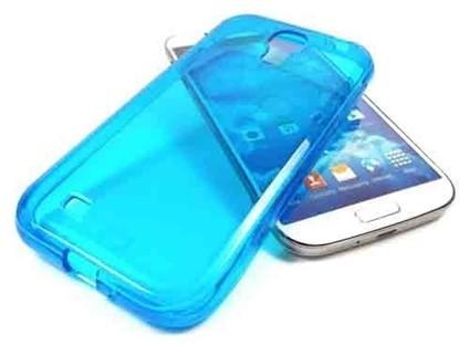 Blue Ultra Thin Gel Case for Samsung Galaxy S4 - Samsung Mobile Accessories | Mobile Phone Accessories | Scoop.it