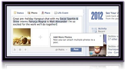 7 Creative Ways to Use Facebook's New Multiple Image Options | Social Media, SEO, Mobile, Digital Marketing | Scoop.it