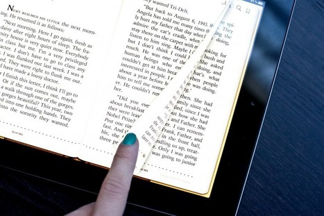 Why the Smart Reading Device of the Future May Be … Paper | Ebooks and the School Libraries | Scoop.it