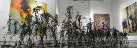 Salwa Zeidan Gallery at Saadiyat Island Abu Dhabi | The Collection | Business | Scoop.it