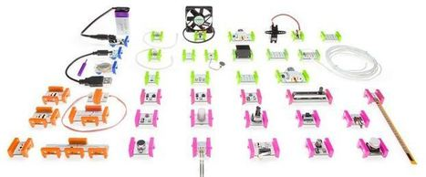 littleBits to help create big minds   Create and Innovate   Scoop.it