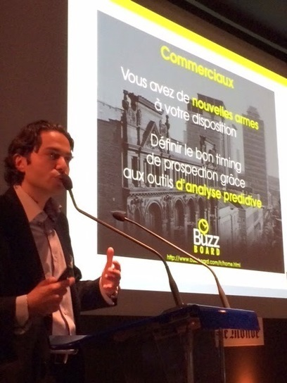 BuzzBoard France: Intervention de BuzzBoard lors de la conférence de la presse francophone organisé par l'IMNA | Lead Management - Sales 2.0 | Scoop.it