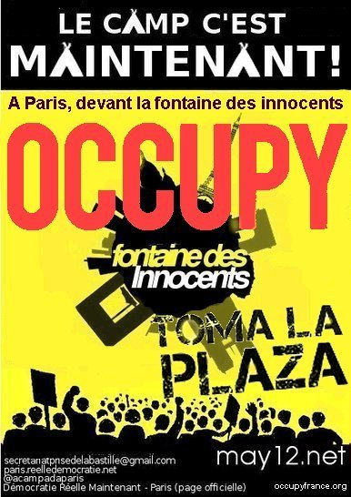 Proposition de tract : Paris Occupy Innocents Samedi 19M | #marchedesbanlieues -> #occupynnocents | Scoop.it