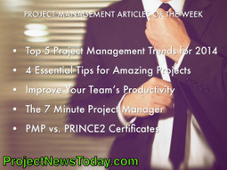 Project Management Articles Good Quality and Free Updated Today | Project Management | Scoop.it