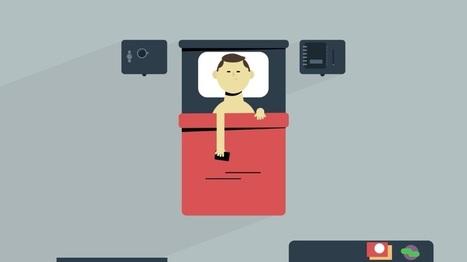Un court-métrage de 2 min qui dénonce l'omniprésence des smartphones dans nos vies   Ressources pour la Technologie au College   Scoop.it