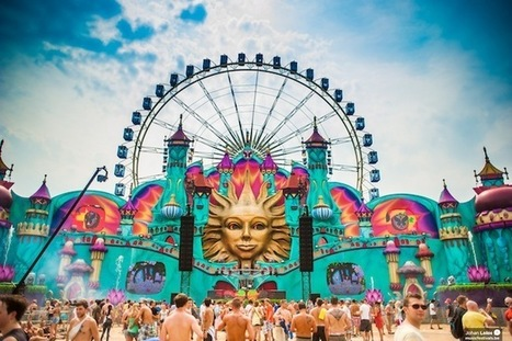 Watch: Awesome Tomorrowland 2013 After Movie - Stoney Roads | EDM | Scoop.it