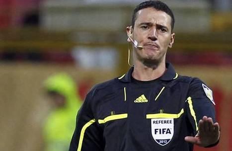 Wilmar Roldan – referee | REFEREES OF WORLD CUP TOURNAMENT | Scoop.it