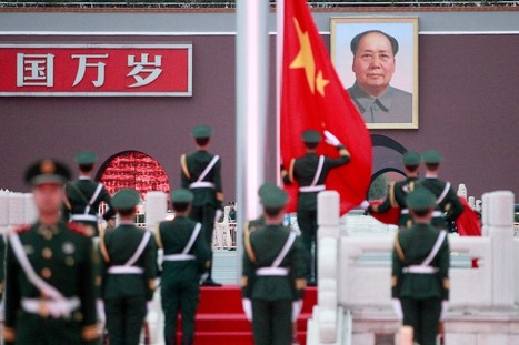 China launches once-a-decade changing of the guard | Chinese Cyber Code Conflict | Scoop.it